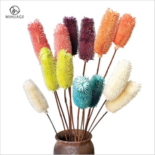 MiHuaGe Hairy Fruit Flower Artificial Dried Everlasting Living Room Home Decor DIY Art Arrangement Supplies