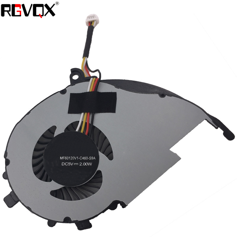 Купить с кэшбэком New Laptop Cooling Fan For acer aspire V5 V5-472 V5-472P V5-572 V5-572G V5-572P version 1 PN:DFS400805PB0T EF40060S1-C020-S99