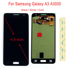 STARDE Replacement LCD For Samsung Galaxy A3 A3000 Display Touch Screen Digitizer Assembly 4.5