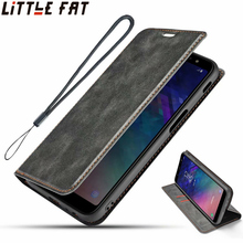 Magnetic Leather Retro Flip Phone Case for Oneplus 7 7 Pro Cover Holster Card Slot Luxury Ultra-thin Holder Book Phone Case Capa