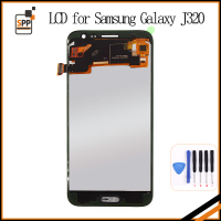 AAAA LCD Display For Samsung Galaxy J320 J3 2016 J320FN LCD Screen Touch Digitizer Assembly Adjust