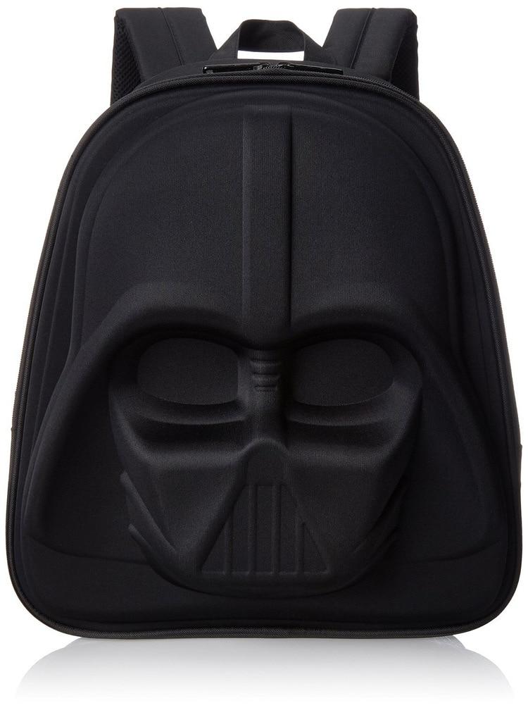 Cartoon Anime Backpack Kid's School Backpack 3D Star Wars Backpacks Shoulder Bags 14 Inches Laptop Bag