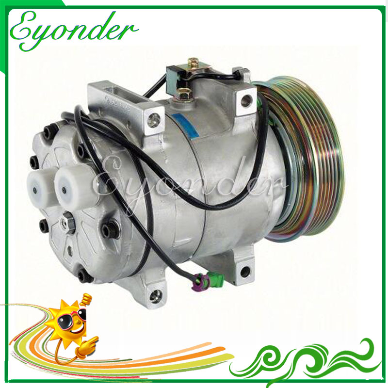 A/C AC Air Con Compressor Cooling Pump Zexel DCW17B for Audi 80 8C B4 Audi 100 4A C4 2.3 2.4 2.5 2.6 2.8 1991-1996 4A0260805AH 520w cooling capacity fridge compressor r134a suitable for supermaket cooling equipment