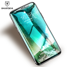 Smart Devil Tempered Glass for Iphone XR X Screen Protector