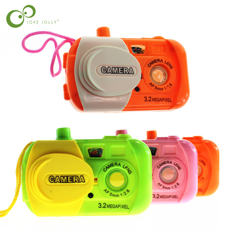 Cartoon Camera Toy for Baby Projection Nursery Toys Gift ...