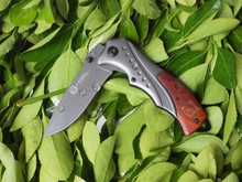 Perfect! Strider Tactical Folding Knife Hunting Knife Survival Knives Camping supplies 1913#