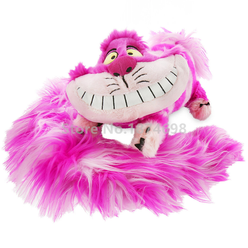 Rare Cheshire Cat Long Tail Plush Doll Toy 120cm Kids Cute Stuffed Animals Toys Dolls for