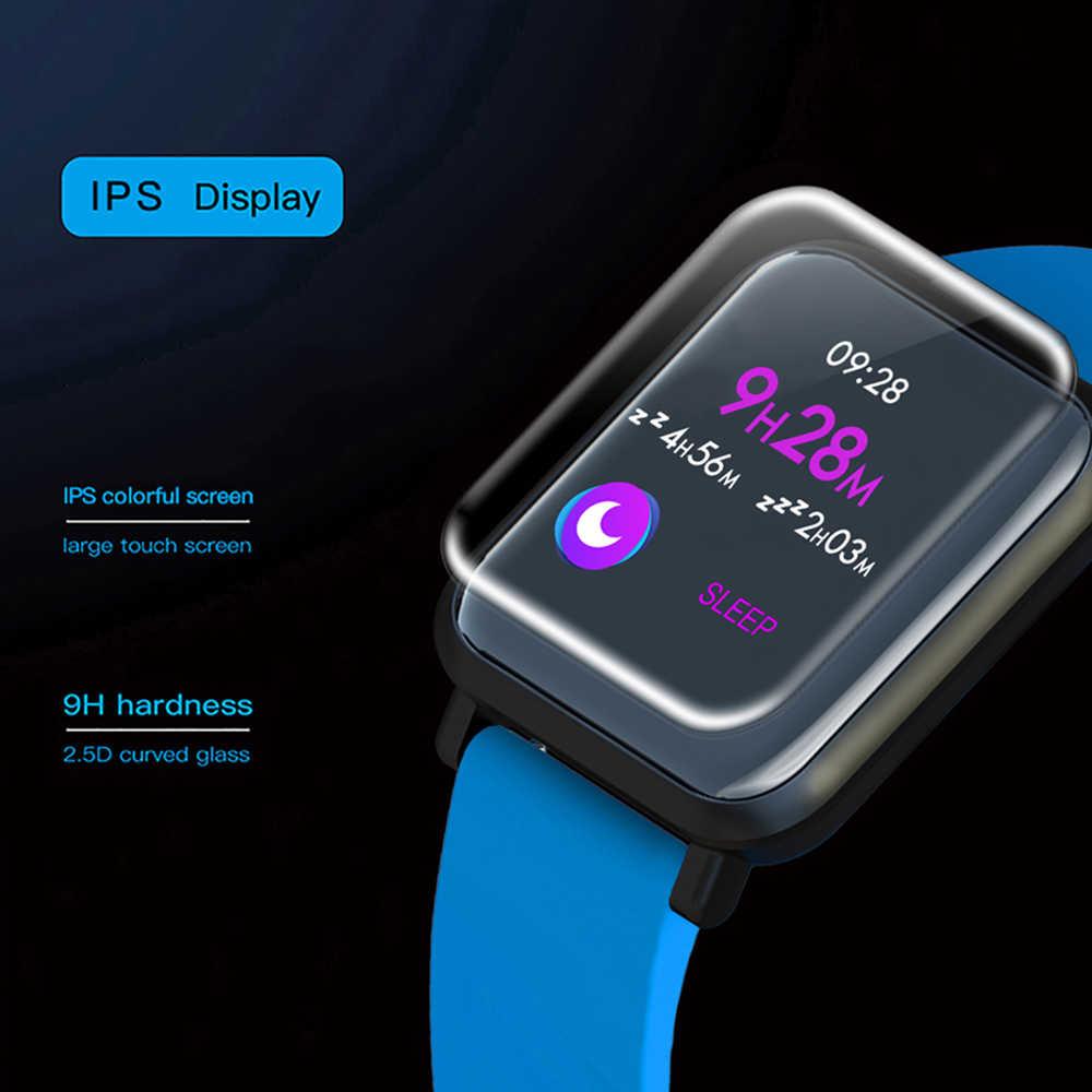 COLMI חכם שעון IP68 עמיד למים שחייה קצב לב צג גשש כושר גברים ילדים Bluetooth Smartwatch עבור אנדרואיד IOS