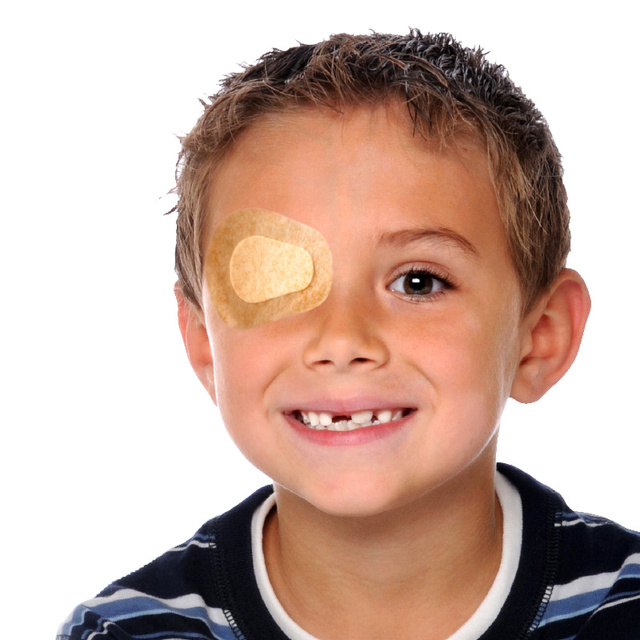 Free Shipping 60 PCs/3Boxes Breathable Eye Patch Band Aid