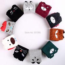 Dětské obrázkové ponožky s různými motivy 3-12 let