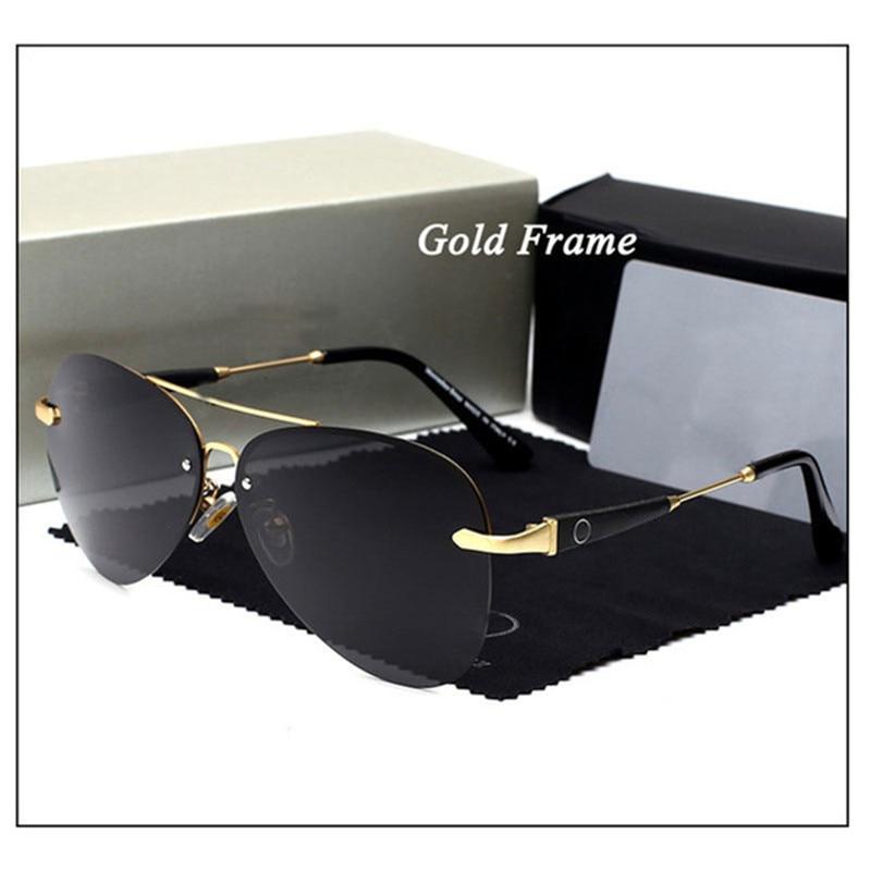 NEW Aviation Sunglasses Men Polarized Brand Designer Oculos De Sol Masculino Driving Fishing Mercede Sun Glasses Male 743 очки мерседес