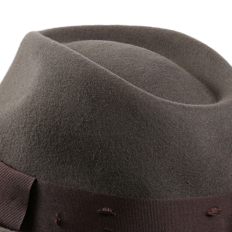 eb077145565 FS Astralia Wool Hats Short Brim Classic Panama Fedoras Felt Hat Black  Autumn Winter Mens Fedora Vintage Cap For Gentleman-in Fedoras from Apparel  ...