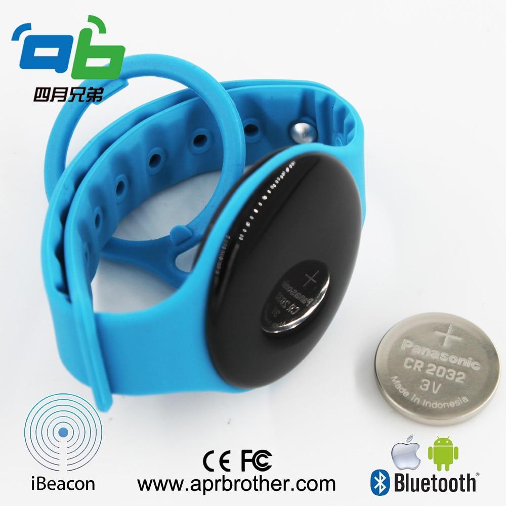 Bluetooth 4.0 Dialog 14580 chipset module iBeacon bracelet de haute - Sécurité et protection - Photo 3
