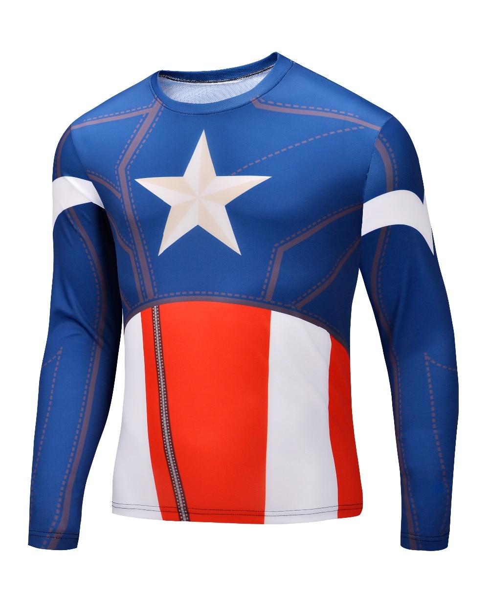 2015 Top Sales Superhero T shirt Superman Spiderman Batman Avengers Captain America Ironman 21 ...