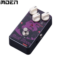 MOEN Jimi Nova Vibe Vibrato Chorus Guitar Effect Pedal AM VB True Bypass Electric Guitar Effects