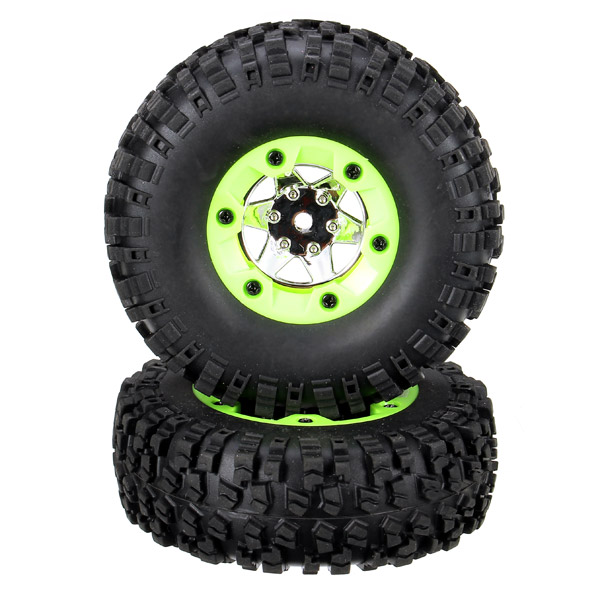 Wltoys 12428 12423 1/12 RC Car Spare Parts 2PCS Left Wheels Tires 0070 front diff gear differential gear for wltoys 12428 12423 1 12 rc car spare parts