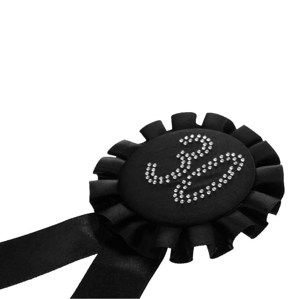 Блеск 30 Конфетти Для украшения стола сверкающие scaters спринклеры + 30 наградная лента розетка значок 30 день рождения украшения для торжеств и вечеринок