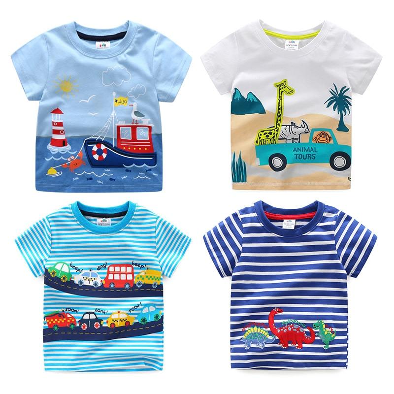 Boys' Birthday Clothing T-Shirts