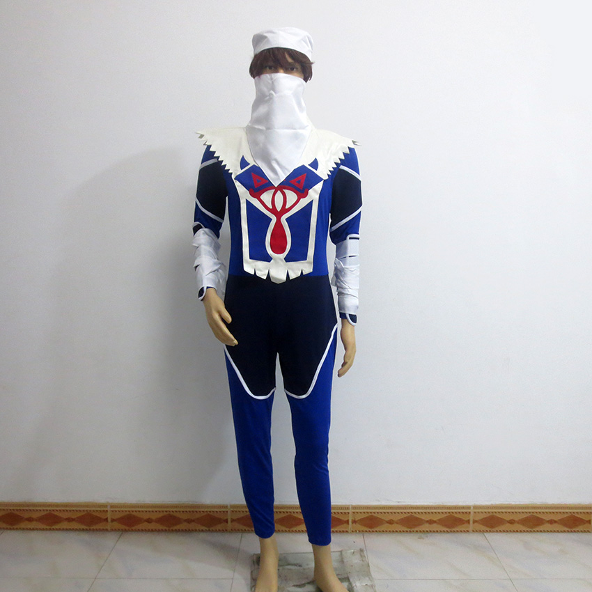 The Legend of Zelda: Ocarina of Time Sheik Cos Uniform Christmas Party Halloween Outfit Cosplay Costume Customize Any Size