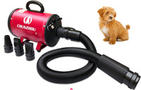 2200W infinitely variable speed Dog Hair Dryer Pet Hair Blower Cat Shower Blowing Machine