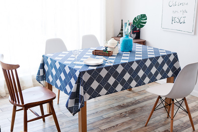 Square Table Cover