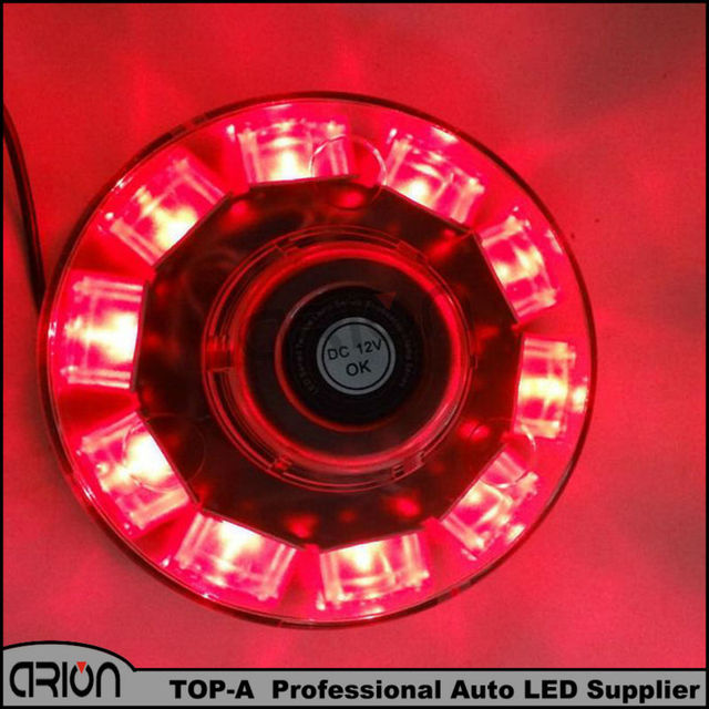12v 10 led lights car emergency beacon light bar strobe warning lamp 12v 10 led lights car emergency beacon light bar strobe warning lamp red color 7 flash aloadofball Gallery