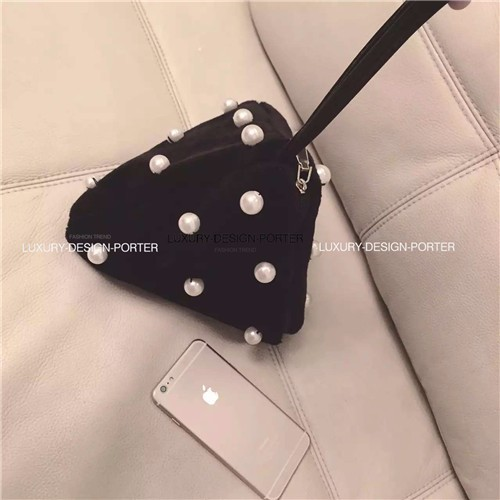 Women's Bags Top-handle Bags Winter Women Rabbit Fur Clutch Evening Bag Round Metal Gold Diamods Shoulder Small Female Handbags For Ladies Party Bag Neither Too Hard Nor Too Soft