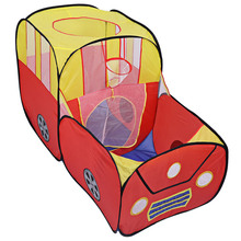 Foldable Kids Toys Tents Play Tent Baby Outdoor Indoor Playhouse Cartoon Car Play Game House Toy Tents Cubby Gifts for Child