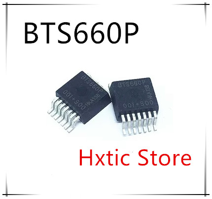 10PCS/LOT BTS660P BTS660 660 TO-263 NEW