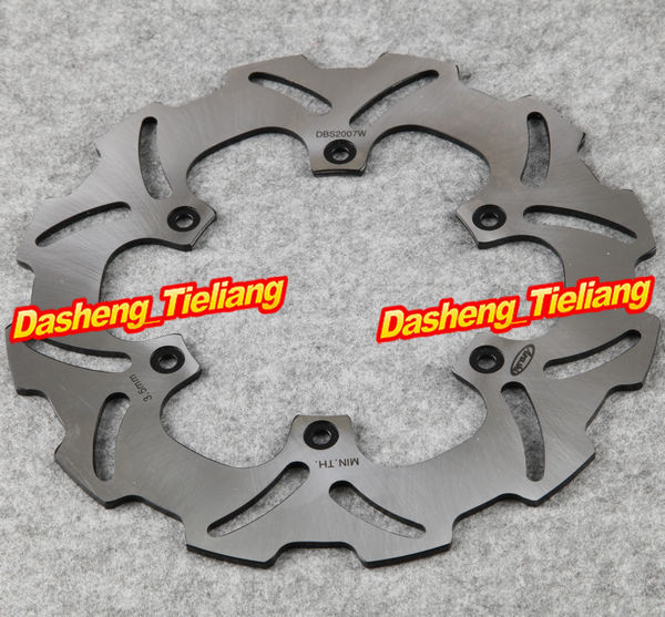 Arashi Rear Brake Disc Rotor for WR125 YZ125 WR250 1998-2001 & WR250F YZ250 YZ250F 2001 & YZ250 1998 & YZ426F 2000-2001