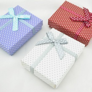 Coofire crystal  bracelet necklace accessories packaging box Gift box Display  Jewellry Free Shipping