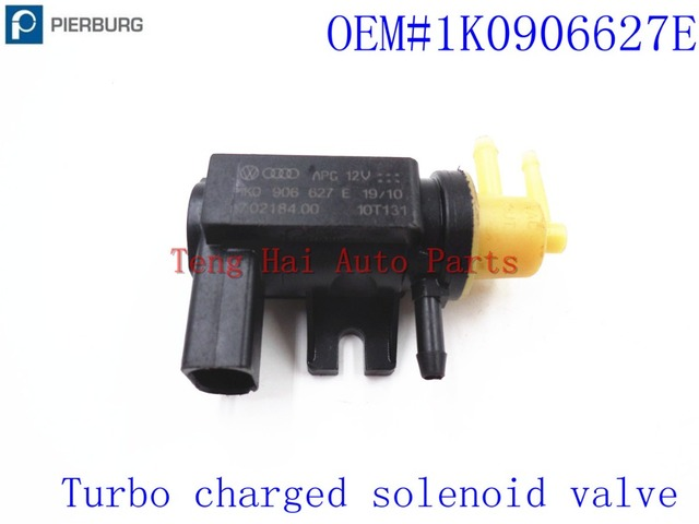 FOR AUDI A3 A4 VW Turbo Boost Pressure Converter Valve Solenoid N75 1.9 TDI PIERBURG