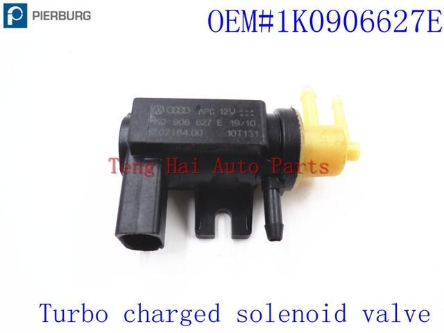 PARA AUDI A3 A4 VW Turbo Boost Conversor De Pressão Válvula Solenóide N75 1.9 TDI PIERBURG