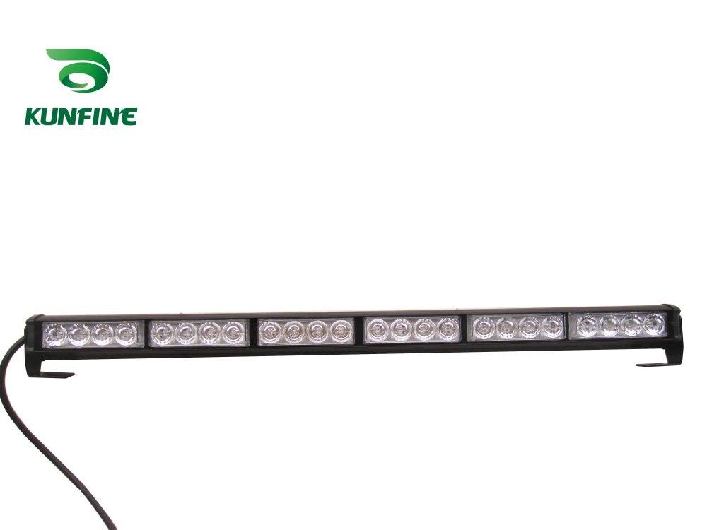 Автомобиль светодиодный strobe light bar предупредительные света автомобиля фонарик светодиодный свет бар высокое качество трафика консультанто... ...