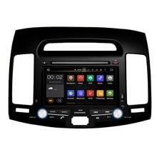 Runningnav Android 7.1 Оперативная память 2 г Fit Hyundai Elantra 2007-2011 dvd-плеер автомобиля навигация GPS Радио