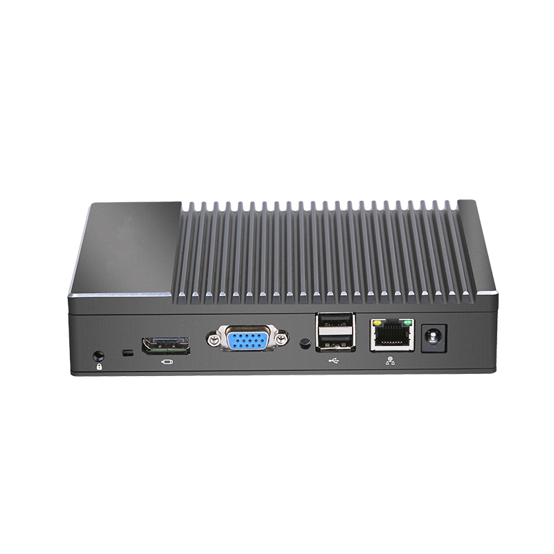 Desktop Minipc Factory Wholesale Fanless AMD A6 1450 Quad-core Windows  Win10 Linux Gaming Computer WIFI HDMI HTPC DDR3L