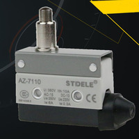 TZ AZ 7110 Limit Micro Switch Travel Switch Self Resetting Jog One Open And One Close