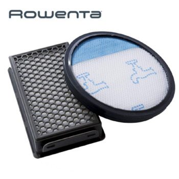 Rowenta Filter Kit HEPA Staubsauger Compact power RO3715 RO3759 RO3798 RO3799 vacuum cleaner parts kit accessories e services logo