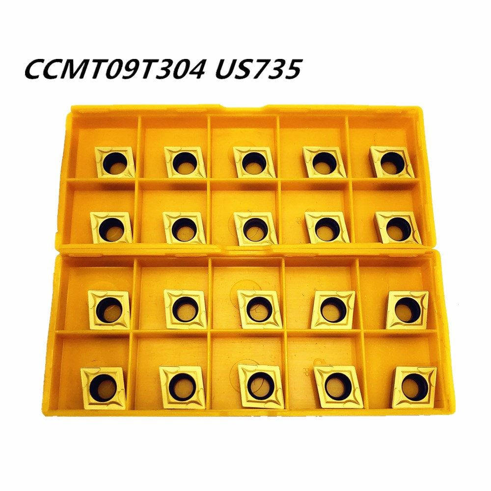 1//64 Radius Multilayer Coated CCMT Style 5//32 Thick CM14 Grade Pack of 10 CCMT 32.51 Molded Chipbreaker Cobra Carbide 40132 Solid Carbide Turning Insert