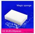 10PCS Magic Sponge Eraser  Melamine Sponge  Cleaner Multi-functional Car Cleaning Sponge