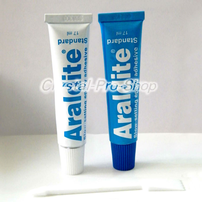 Cadeau GRATUIT + (6 packs) Araldite AB Colle Époxy colle (90 minutes) Standard DIY Design Non-Correctif Flatback Strass (17 ml)