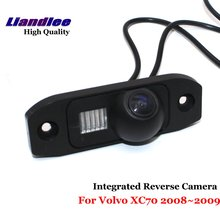 Liandlee Car Backup Parking Camera For Volvo XC70 2008~2009 Rear View Rearview Reverse Camera / Integrated SONY CCD HD liandlee for audi rs6 2008 2009 car rear view backup parking camera rearview reverse camera sony ccd hd integrated nigh vision