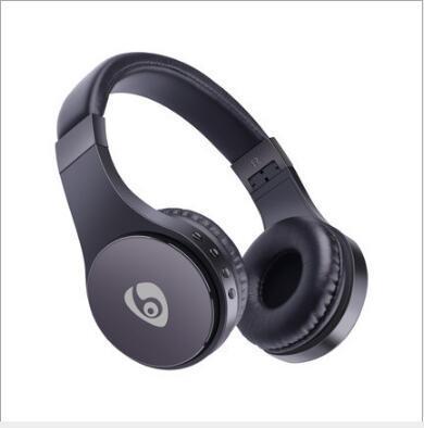OVLENG S55 ワイヤレスヘッドフォン Bluetooth 折りたたみヘッドフォン調整可能なイヤホンとマイク Pc のラップトップ電話