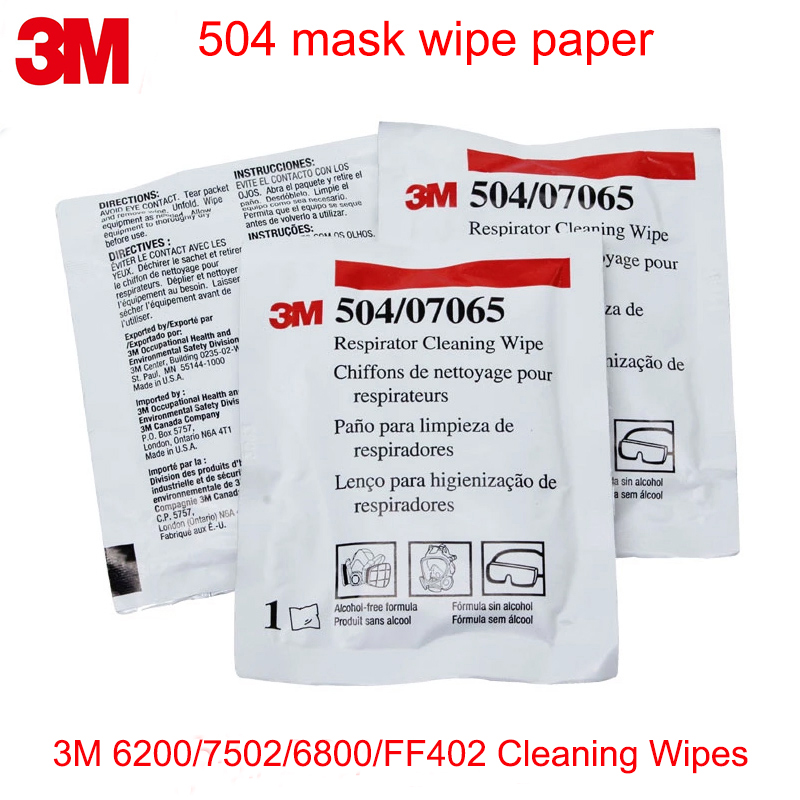 3m mask wipes
