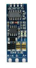 شحن مجاني 10 قطعة/الوحدة MCU TTL إلى RS485 وحدة 485 إلى المسلسل UART مستوى التبديل المتبادل الأجهزة التلقائي تدفق التحكم