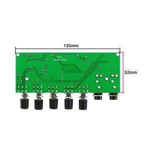 Image 5 - GHXAMP PT2399 קריוקי Reverb מיקרופון מגבר קדם לוח הדהוד מגבר DIY DC12V מובנה Boost דינמי כפולה P
