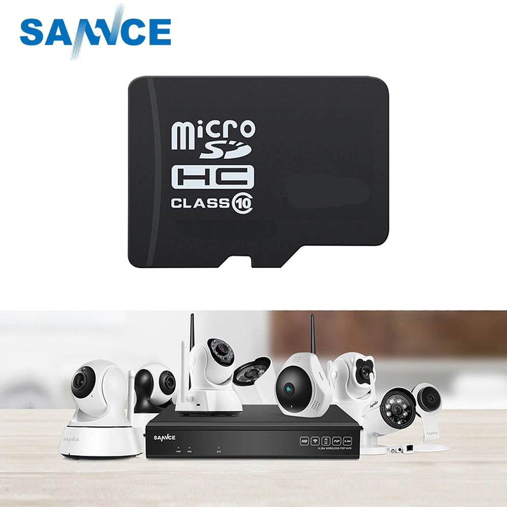 Micro-sd-card-C10-8-16-32-64Gb-for-720P-960P-1080P-smart-wireless-IP-cameras -