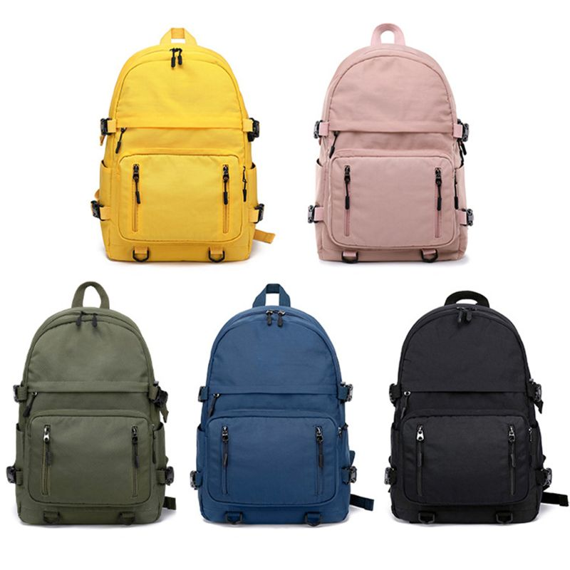 Casual College Daypack Durable Laptop Backpack Lightweight School Bag for Teens GirlsCasual College Daypack Durable Laptop Backpack Lightweight School Bag for Teens Girls