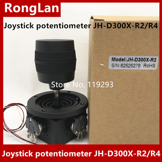 [BELLA] джойстик потенциометра JH D300X R2/R4 D безопасности PTZ управления самолетами, и другие специальные R2 5K/R4 10K 2 шт./лот