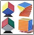 2015 nueva ShengShou Cubo mágico profesional PVC y mate pegatinas Cubo rompecabezas velocidad juguetes clásicos de aprendizaje y educación juguete